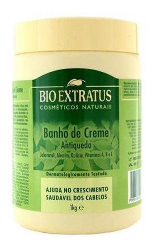 Bio Extratus Jaborandi Banho De Creme Antiqueda 1kg
