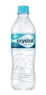 25 Água Mineral Sem Gás Crystal 500ml
