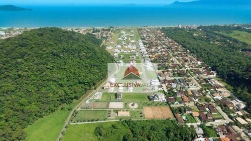 Terreno À Venda, 450 M² Por R$ 819.000,00 - Massaguaçu - Caraguatatuba/sp - Te0124
