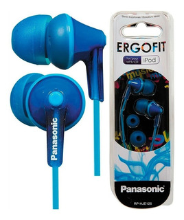 Auricular Panasonic In-ear Rp-hje125 Colores Ramos Mejia