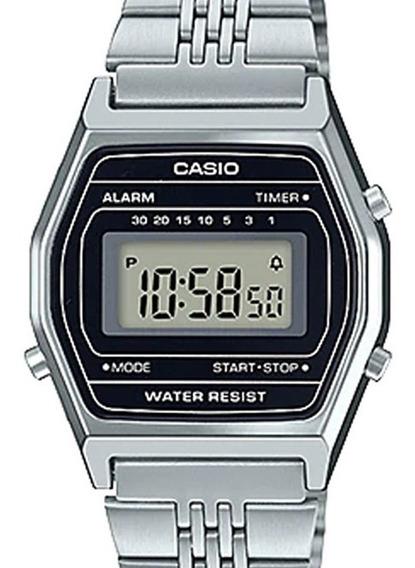Relógio Casio Feminino Digital La690wa-1df Original Lacrado