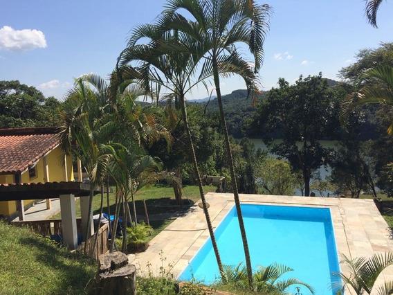 Chácara Em Juquitiba- Sp - 11.000,00 M² Com Piscina