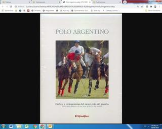 Polo Argentino - Juan Manuel Durruty - Revistas Deportivas