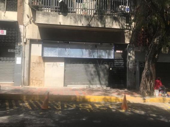 Local En Alquiler La Candelaria 20-8676 Rah Samanes