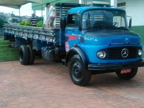 Mb 1113 - Ford F600 - Troco Os 2 Por Um Truck Basculante