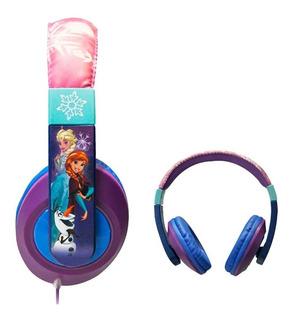 Audifonos Frozen Calidad 100% Original Disney