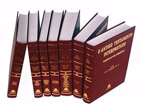 Antigo Testamento Interpretado, O - 7 Volumes