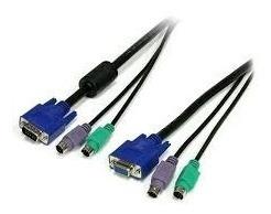 Cables Kvm Para Teclado ,raton Y Monitor
