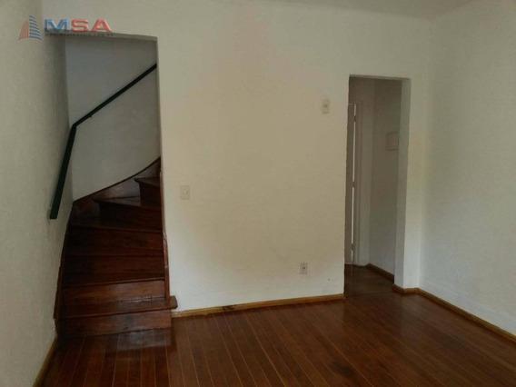 Casa Para Alugar, 150 M² Por R$ 3.500,00/mês - Perdizes - São Paulo/sp - Ca0700