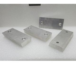 Dovetail Vixen 100% Alumínio Escovado - Multi Uso
