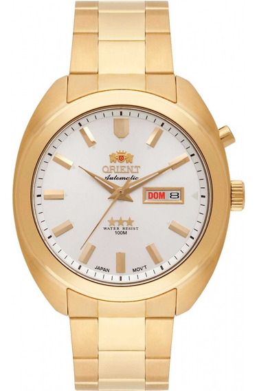 Relógio Orient Masculino Automático 469gp077 S1kx - Branco