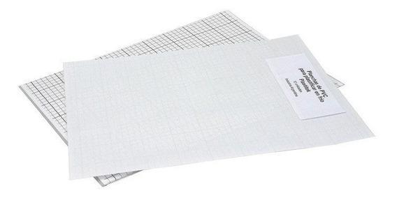Plastificado En Frío 40x50 Cm 200mic X10 Planchas
