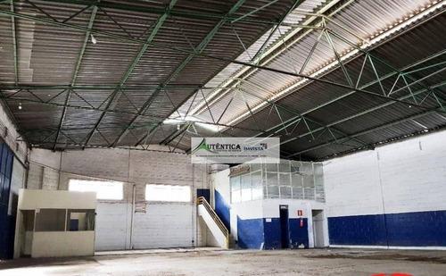 Imagem 1 de 8 de Galpão À Venda, 390 M² Por R$ 650.000 - Novo Eldorado - Contagem/mg - Ga0006