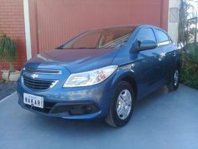 Chevrolet Onix Lt 1.0 Flex 2014 Azul