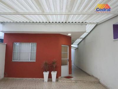 Excelente Casa Com 3 Dormitórios No Jd. São Pedro - Mogi Das Cruzes - Ca0592