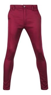 Pantalones Y Jeans De Vestir Chupin Terra Elastizado