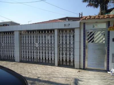 Casa Isolada, Quintal, Garagem Para Três Carros. - Ca0757