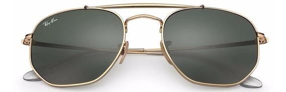 Óculos De Sol Unissex Ray Ban Marshal 3648 001