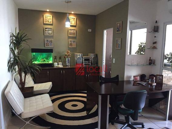 Casa Com 2 Dormitórios À Venda, 100 M² Por R$ 270.000 - Condomínio Residencial Parque Da Liberdade Ii - São José Do Rio Preto/sp - Ca1784