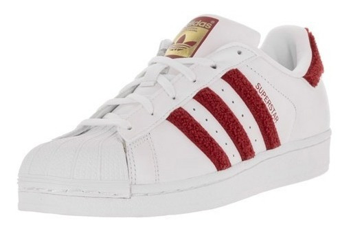 Zapatillas Dama adidas Superstar Plush Towel # S76151 H