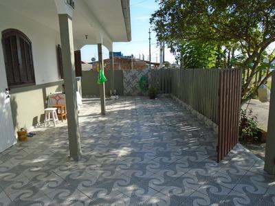Casa Na Praia, À Venda, Balneário Curraes, Matinhos - Ca0492. - Ca0492