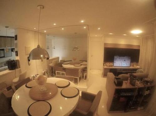 Imagem 1 de 10 de Apartamento Residencial À Venda, Belém, São Paulo. - Ap3881