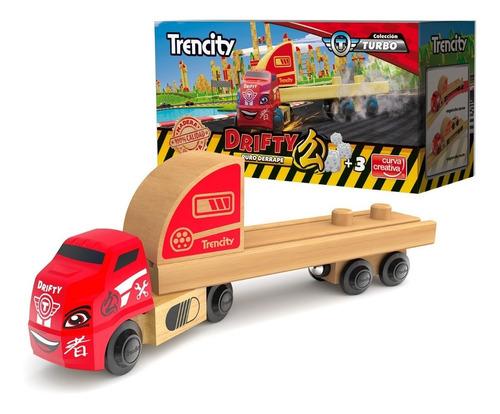 Imagen 1 de 8 de Trencity Drifty- Colección Turbo- Tienda Oficial -