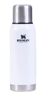 Termo Acero Inoxidable Stanley 739 Ml Aadventure Blanco