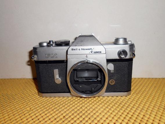 Camara Fotografica Bell & Howell/canon De 35mm (solo Cuerpo)
