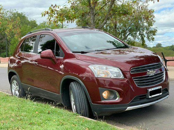 Chevrolet Tracker 1.8 Ltz Awd At 140cv 2016