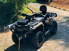 Quadriciclo Can Am 650 Max Xt ( Semi Novo )