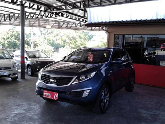 Kia Sportage 2.0 Lx 4x2 16v Flex 4p Automático 2013/2014
