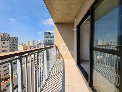 Imagem 1 de 27 de Apartamento À Venda, 31 M² Por R$ 417.058,39 - Campos Elíseos - São Paulo/sp - Ap2812