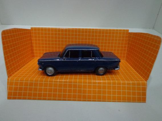 Fiat 1500 Azul 1/43 Imperdible Replica
