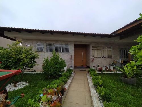 Casa Com 2 Dormitórios À Venda, 300 M² Por R$ 700.000,00 - Ronda - Ponta Grossa/pr - Ca0682