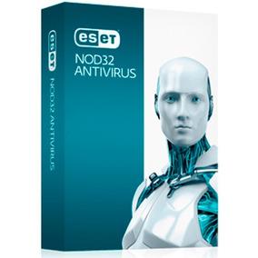 Eset Nod32 Antivirus V11, 12 Licencia Original 10 Pc - 2 Año