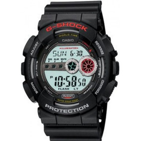 Relogio Masculino Preto Digital G-shock Gd-100-1adr