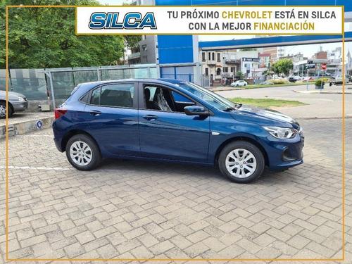 Chevrolet Onix Lt 2021 Azul 0km