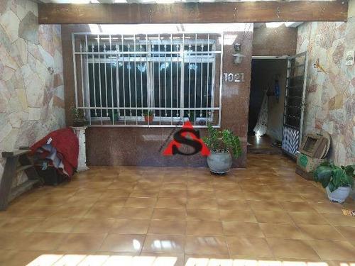Casa Com 3 Dormitórios À Venda, 154 M² Por R$ 1.272.000,00 - Vila Liviero - São Paulo/sp - Ca2585