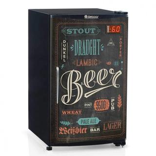 Cervejeira Porta Com Adesivo 120l Profissional Gelopar Bi