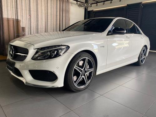 Imagen 1 de 15 de Mercedes Benz Amg C43 2018 Blanco