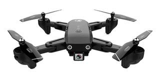 Drone CSJ S166 con cámara HD negro