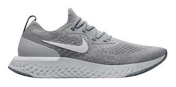 Zapatos Nike Epic React Gris Para Caballero (tienda Fisica)