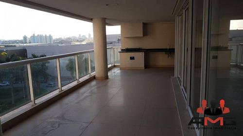 Apartamento Com 3 Dormitórios À Venda, 234 M² Por R$ 2.300.000,00 - Cerâmica - São Caetano Do Sul/sp - Ap2714