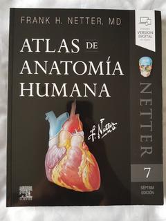 Netter Atlas De Anatomía Humana 7ma Edición - Elsevier