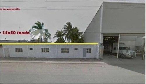 Venta O Renta De Patio Industrial En Manzanillo Junto Muell