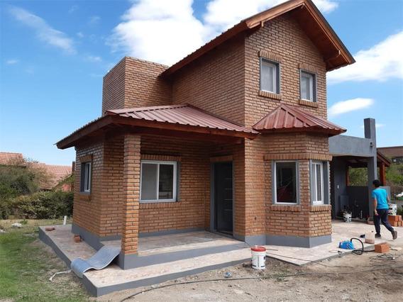 Construccion Llave En Mano - Chalet De 85 Mts 2 - Consulte