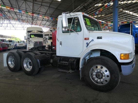Tractocamion International 4900 1997 100% Mex . #3366