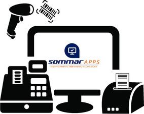 Software De Controle De Vendas E Estoques. Sistema Completo.
