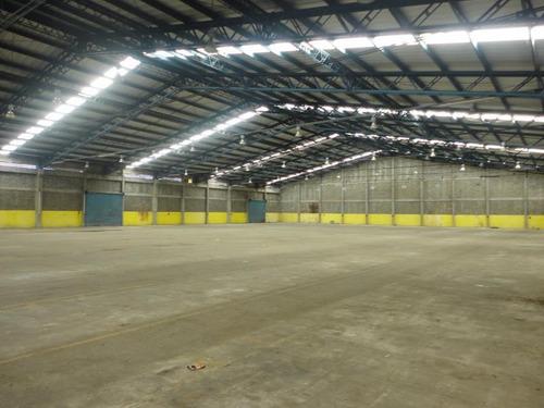 Imagen 1 de 10 de Bodega Comercial En Renta Ciudad Industrial